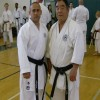 Shihan Fumio Demura. Jefe Instructor Mundial Genbukai Internacional.