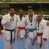 Sensei Jesús Lugo. Medalla de Bronce. Internacional. USA. 2013.