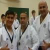 Campeones en Kobudo. Internacional. USA. 2013.